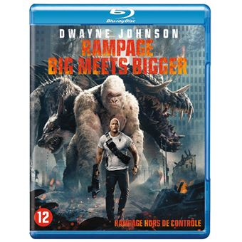 Rampage: Big meets bigger-BIL-BLURAY