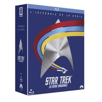 Star TrekCoffret Star Trek L'intégrale Blu-ray