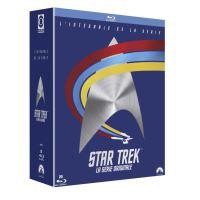 Coffret Star Trek L'intégrale Blu-ray