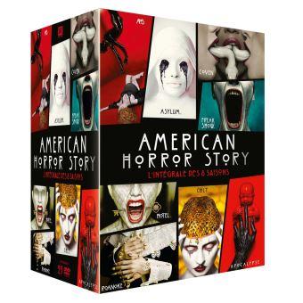 American Horror StoryCoffret American Horror Story L'intégrale DVD