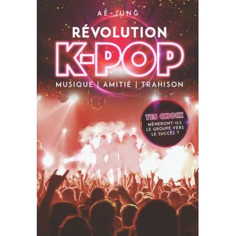 livre revolution kpop