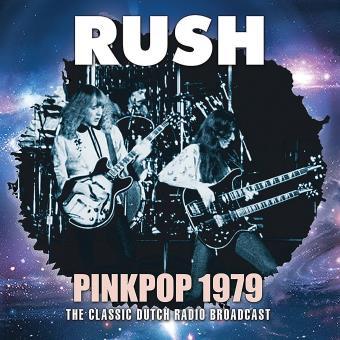Pinkpop festival radio broadcast 1979