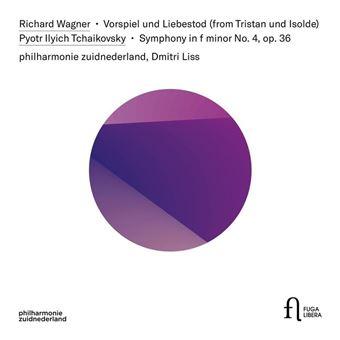 VORSPIEL UND LIEBESTOD - SYMPHONY IN F MINOR NO4 OP.36/2CD