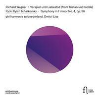 Vorspiel Und Liebestod Symphony In F Minor number 4 Opus 36 Coffret