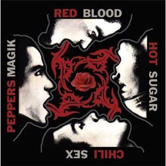 Red Hot Chili Peppers - Blood Sugar Sex Magic Classic Album Cover Canvas