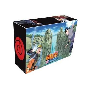 Naruto ShippudenNaruto Shippuden Partie 1 Volumes 1 à 11 Edition limitée Coffret Collector DVD
