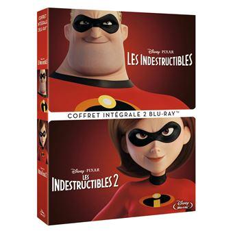 Les IndestructiblesLes Indestructibles 1 et 2 Coffret Blu-ray