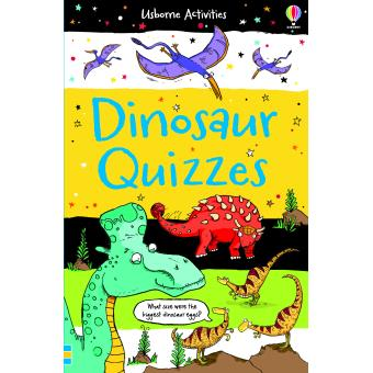 Dinosaur Quizzes