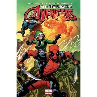 Uncanny AvengersAll-New Uncanny Avengers