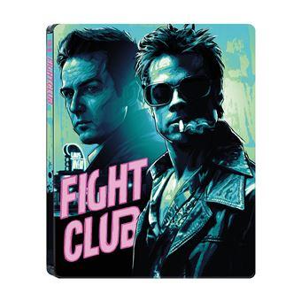 Fight Club Steelbook Edition Limitée Blu-ray