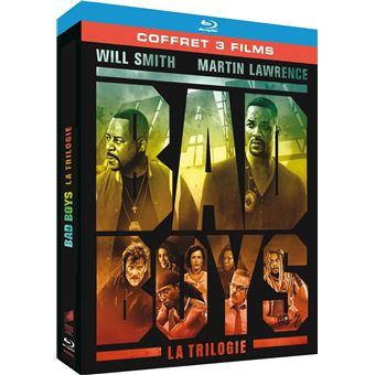 Bad BoysCoffret Bad Boys Trilogie Blu-ray