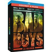 Coffret Bad Boys Trilogie Blu-ray