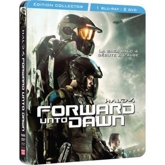 Halo 4 : Forward Unto Dawn - Combo Blu-Ray + DVD