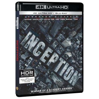 Inception Blu-ray 4K Ultra HD