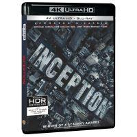 Inception Blu-ray 4K Ultra HD + Blu-ray