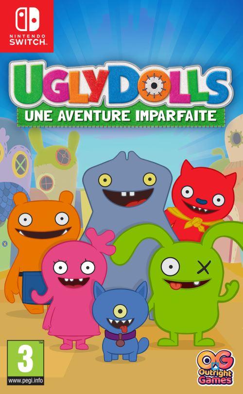 Ugly Dolls: Une Aventure Imparfaite Nintendo Switch