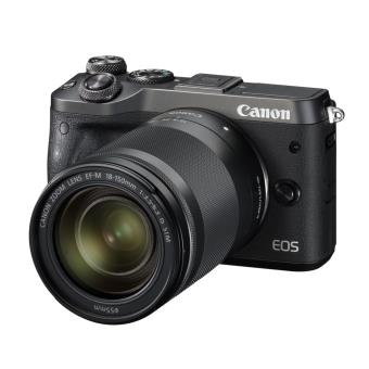 Canon Eos M6 + 18-150mm Black