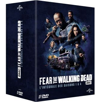 Fear the walking deadFear the walking dead/saisons 1 a 4