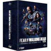 Coffret Fear the Walking Dead Saisons 1 à 4 DVD