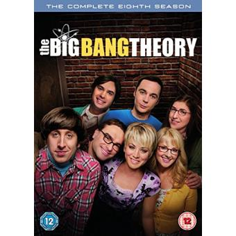 The Big Bang TheoryThe Big Bang Theory Saison 8 DVD