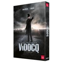 Les nouvelles aventures de Vidocq Coffret 4 DVD