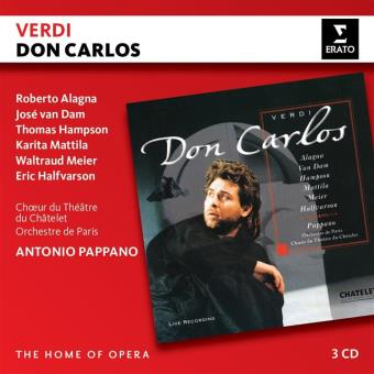 Verdi : Don Carlos Coffret