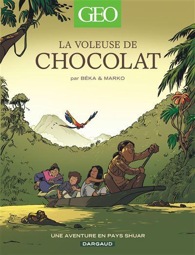 Geo BD - La Voleuse de chocolat