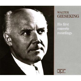 Premiers enregistrements de concertos vol 1 a 3