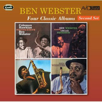 Ben Webster: Four Classic Albums - 2CD