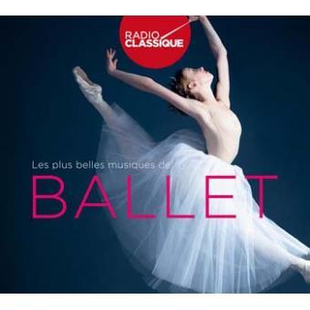 Les plus belles musiques de Ballet Digipack