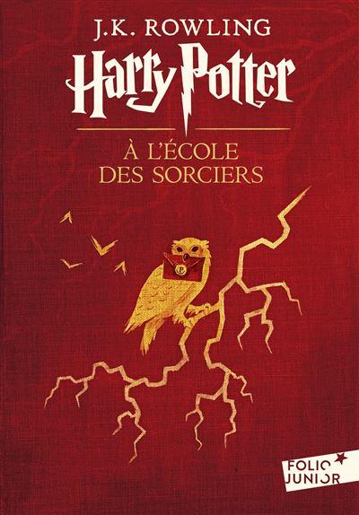 Harry Potter - Tome 1 - Harry Potter - I : Harry Potter à l'école des  sorciers - J.K. Rowling, Jean-François Ménard - Poche - Achat Livre | fnac