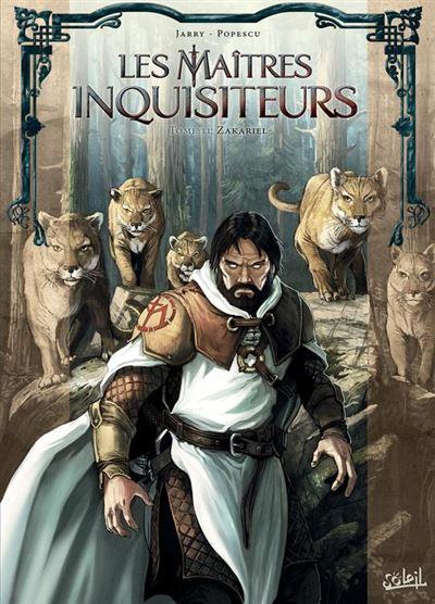 Les Maîtres inquisiteurs T11 - Zakariel - 9782302074774 - 9,99 €