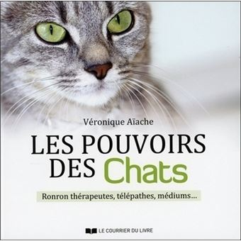 les pouvoirs des chats broch v ronique a ache achat livre fnac. Black Bedroom Furniture Sets. Home Design Ideas