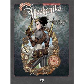 Lady Mechanika,02:Het Tabelt Van Het Lot  Collector's Pack