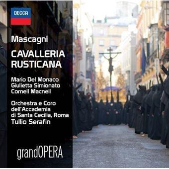 Cavalleria Rusticana Arias Rome 1961