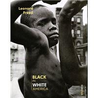 Black in white America - Beau livre (paru en 1968)