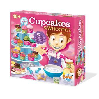 Coffret cuisine buki cupcakes whoopies 15 recettes cuisine cr ative achat prix fnac - Coffret cuisine creative ...