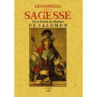 Une histoire abrégée de l`Ancien Testament – (avec images et cartes géographiques) Les-conseils-de-la-sagee-ou-le-recueil-des-maximes-de-Salomon
