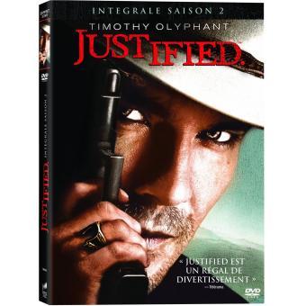 JustifiedJustified - Coffret intégral de la Saison 2