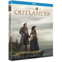 Outlander Saison 4 Blu-ray