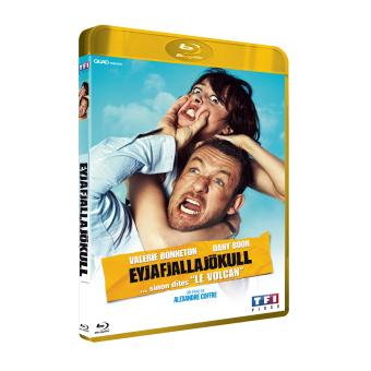 Eyjafjallajökull (Le volcan) Blu-Ray
