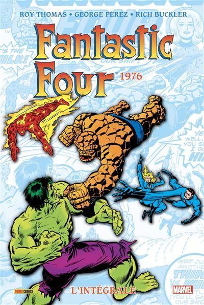 Fantastic Four : L'intégrale T15 (1976)