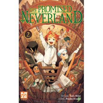 The Promised NeverlandThe Promised Neverland