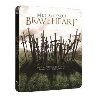 Braveheart/steelbook edition limitee
