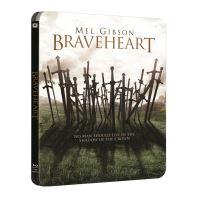 Braveheart Edition limitée Steelbook Blu-ray