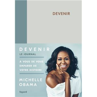 Fnac Devenir, le journal Michelle Obama