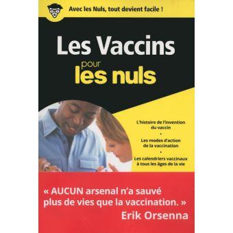 Pour les nulsLes vaccins Poche pour les Nuls
