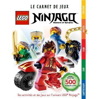 Lego Ninjago Toutes Les Activites