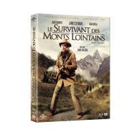 Le survivant des monts lointains Combo Blu-ray + DVD