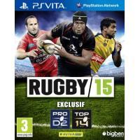 Rugby 15 PS Vita